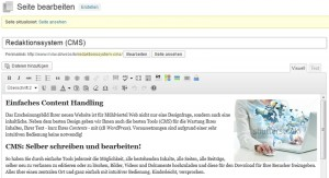 Mühlviertel Web CMS: Leichtes Einarbeiten garantiert